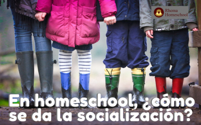 En homeschool, ¿cómo se da la socialización?