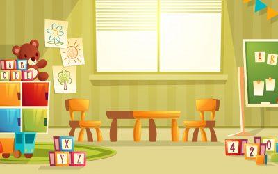 Homeschool en la edad preescolar
