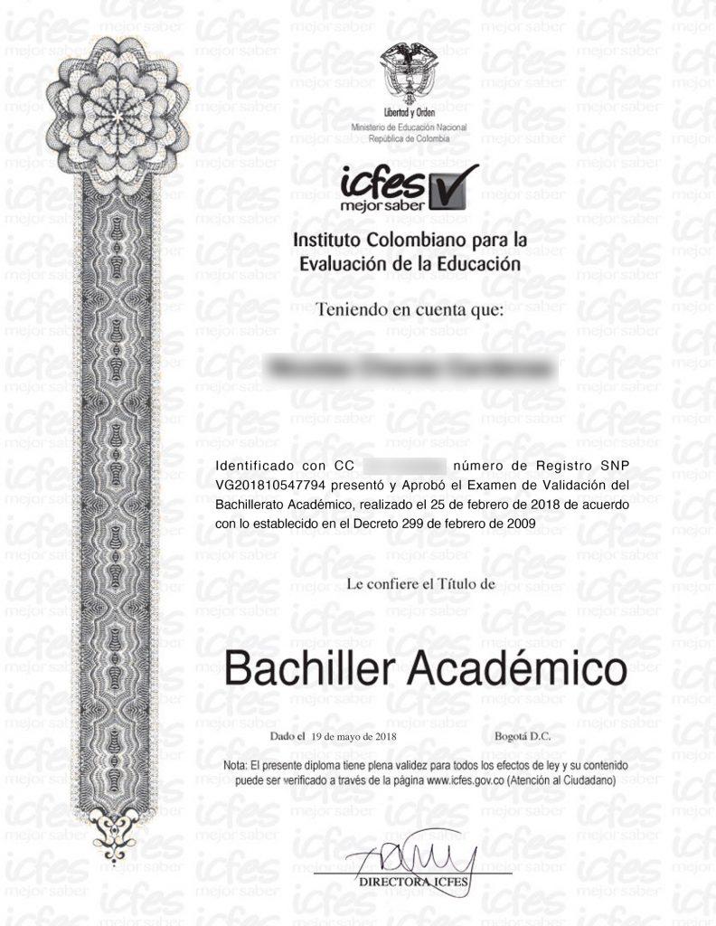 Diploma-Bachiller-ICFES